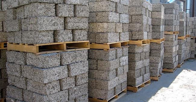 Арболит - строительные блоки и панели