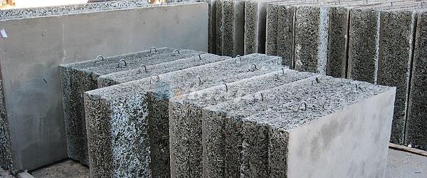 Производство блоков и панелей из арболита