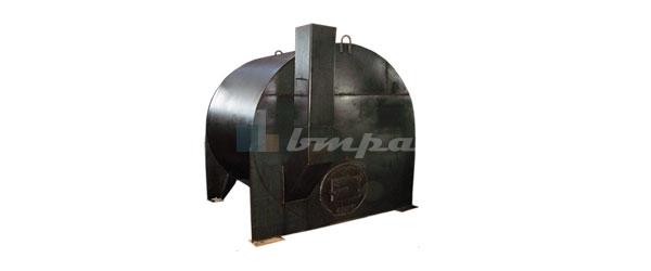 углевыжигательная печь - утилизатор