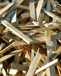 Утилизация отходов деревообработки