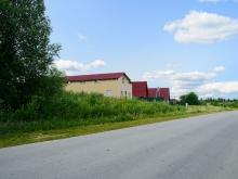 База отдыха в двух километрах от Кириллова