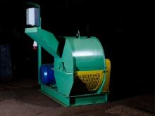 Оборудование для измельчения щепы - барабанная щеподробилка