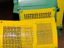 Сменные сетки для фильтрации щепы различных фракций