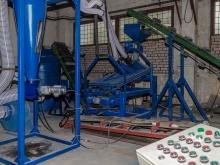 Производство линий по переработке автомобильных шин в резиновую крошку