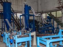 Изготовление линий по производству резиновой крошки