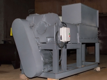 Промышленные шредер для древесины