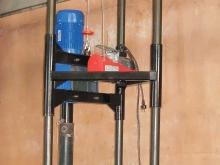 Оборудование для установки винтовых свай