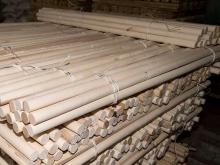 Березовые налеги для строительства деревянных домов