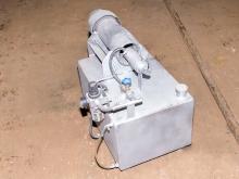 Горелка на дизельном топливе для сушильного барабана