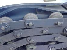 Цепь тяговая роликовая на готовом транспортере
