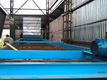 Монтаж конвейерной зерносушилки