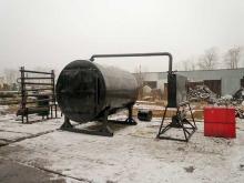 Мобильная пиролизная установка для утилизации тбо и отходов