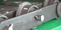 Промышленные пластинчатые тяговые цепи