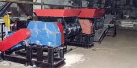 Однороторные шредеры для измельчения отходов