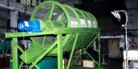 Скруббер-бутара - установка для фракционного просеивания сыпучих материалов