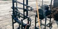 Крекинговая система для перегонки топлива