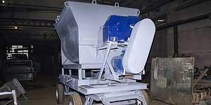 Минизавод по производству холодного асфальта